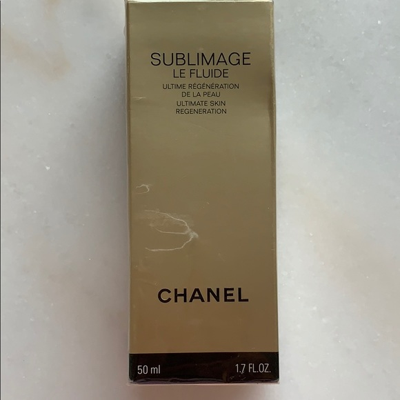 CHANEL Other - Chanel Sublimage Le Fluide